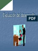 Evaluacion Del Desempeno Para Revisar