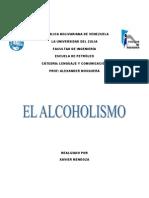 Trabajo Alcoholismo