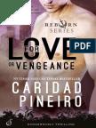 FOR LOVE OR VENGEANCE Vampire Romantic Suspense - THE CALLING/REBORN series