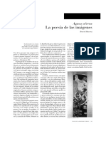 Huerta La Poesia de Las Imagenes