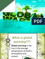 Bio Global Warming
