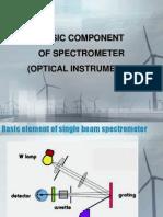 2012 Spectrometry 5 Optical