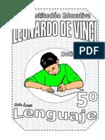 Setiembre - Lenguaje - 5to