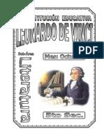 OCTUBRE – LITERATURA -5TO AÑO