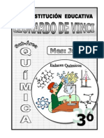 JUNIO –  QUIMICA - 5TO