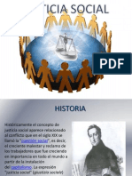 Presentacion Justicia Social