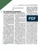Pehesa- La Cultura de Los Sectores Pop