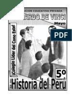 2. MAYO– HISTORIA DEL PERÚ -  5TO si vale