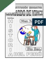 3. JUNIO HISTORIA DEL PERÚ -  5TO si vale