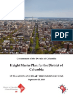 092013 DC Height Master Plan Draft Recommendations Report FINAL