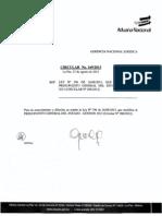 LEY No 396 Del 26 de Agosto de 2013 Ley de Modificaciones Al Presupuesto General Del Estado (PGE-2013)