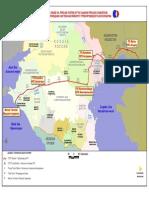 Caspian Pipeline Map