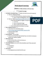 6 wbl activities 2