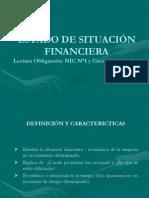 1.Clase Estado de Situación Financiera