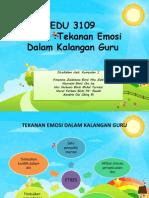 Presentation Edu3109 (Bab 4)