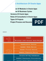Oracle Functional Overview