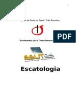 Escatologia Três Ranchos