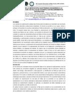 Microscopia Electronica de Barrido en Analisis de Fallas en Cojinete