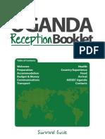 reception booklet uganda
