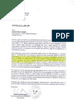 Caso Manzur - Scotiabank / Oficio Nº 12840