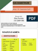 Case Report Ulkus DM