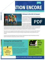 2013-14 Education Series Fall Mailer
