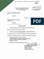Notice Filing Rule 4(d) Waiver 5.11-Cv-539 Jan-18-2012