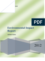 Updated Environmental Impact Report