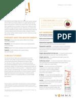 VerveShot-ProductFactSheet