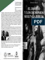 Byler Dionisio - El Diablo Y Los Demonios Segun La Biblia