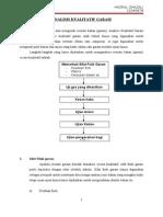 Analisis Kualitatif Garam - Hazral