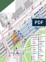 Meidlinger Station Plan