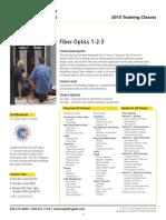 Fiber Optics 123
