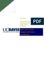 Admin Handbook