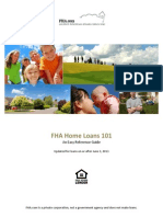 FHA Reference Guide