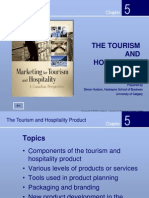 The Tourism and Hospitality Product