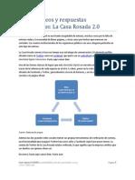 Entre Hackeos y Respuestas Inadecuadas Casa Rosada Dosceo