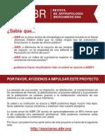 Revista de Antropologia Iberoamericana