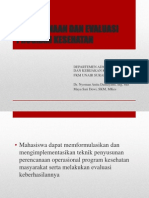 Kontrak Perkuliahan PEPK IKM 2013