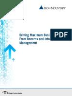 IRON MOUNTAIN Maximum Business Value eBook Final2