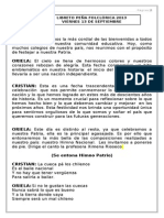 Libreto Peña 2013