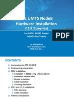 ZTE UMTS NodeB Installation V2.5