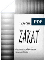 Le Calcul Dela Zakat