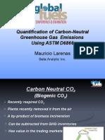 Beta Analytic Biogenic CO2 Presentation (Toronto)