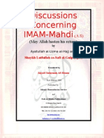 Discussions Concerning Imam Mahdi