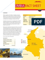 Exporting to Colombia Fact Sheet
