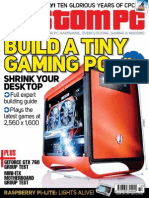 Custom PC Magazine October 2013