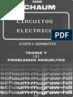 Serie Schaum - Circuitos Electricos J.a. Edminister