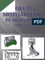 Evolutia Motoarelor Diesel