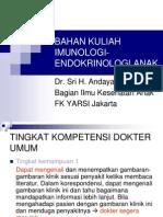 Bahan Kuliah Imuno-Endokrin